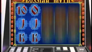 интернет казино Онлайн слот Russian Myth
