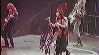 Aerosmith Detroit  1987