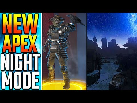 NEW APEX NIGHT MODE UPDATE COMING SOON!? Bloodhound SKIN The Plague Doctor = PAY TO WIN? *CONCEPT*