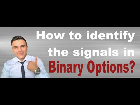 Dealing centers of binary options