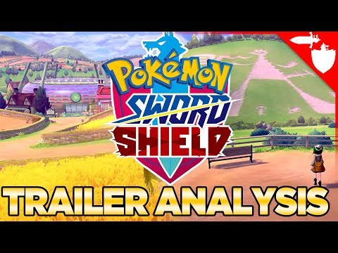 , title : 'THINGS YOU MISSED in the Pokemon Sword and Shield Trailer Analysis'