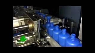 Fabrication des bouteilles