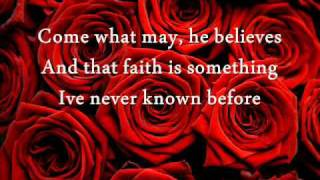 Come What May by Faith Cuneta