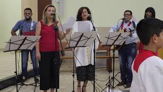 Canto de Comunhão I I - Missa do Natal do Senhor (24.12.2018)
