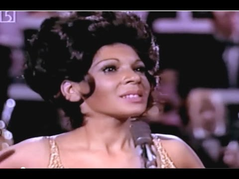 (Where Do I Begin) Love Story performed by Shirley Bassey