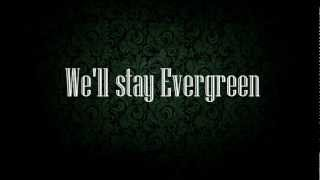 Dark New Day - Evergreen (Lyrics).wmv