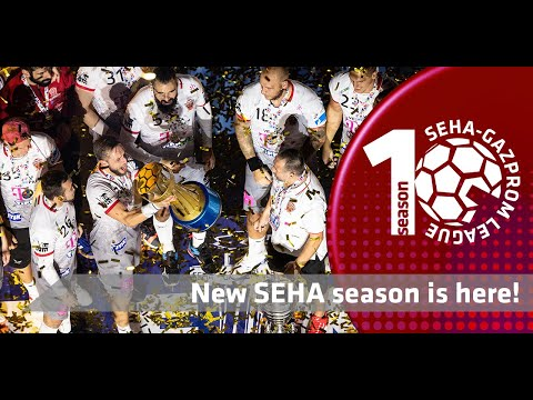New SEHA season is here!