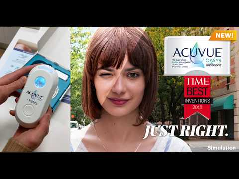 Acuvue Oasys Trasitions
