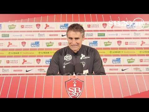 CDL | Lyon - Brest | Conférence de presse d'avant-match