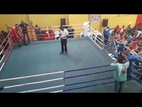 Rodrigo batista boxe