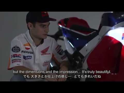 2016 Honda RC213V-S in North Reading, Massachusetts - Video 3