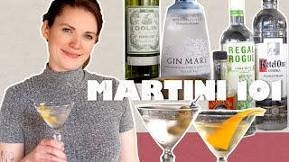 How To Order A Martini Like A Boss!