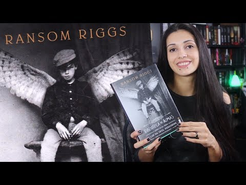 BIBLIOTECA DE ALMAS RANSON RIGGS - crianças peculiares