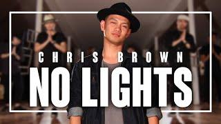"""No Lights"" - Chris Brown (Choreography by @jptarlit) @chrisbrown"
