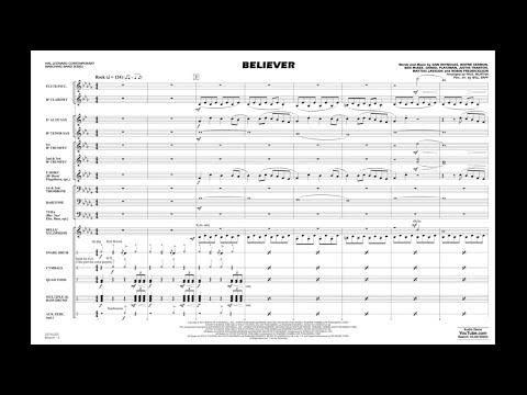 Believer arranged by Paul Murtha