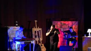 DESMOD   TEATRO SET (live)   Čierna Diera   Prievidza 2015   Akustická Verzia