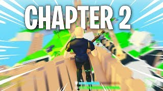 I Played Fortnite Season 11 Early... (Chapter 2)