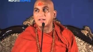 Vichar Sagar by Swami Avdheshanand Giriji Maharaj in Haridwar Day 7 Part 1
