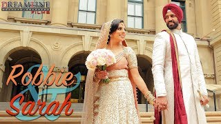 Sikh Wedding Highlight Film | Calgary Sikh Wedding Videography | Robbie & Sarah