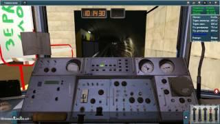 Trainz Simulator 12. Минское метро. Московская линия