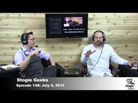 Stogie Geeks Episode 148 - Interview with Danny Moya & Nelson Ruiz