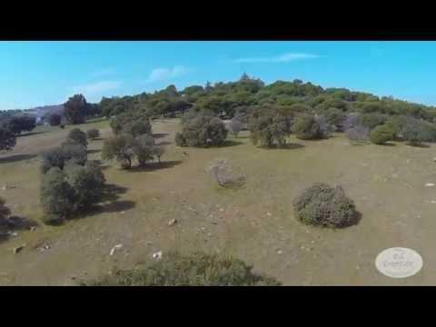 Vistas aéreas Torreón de Don Jacinto