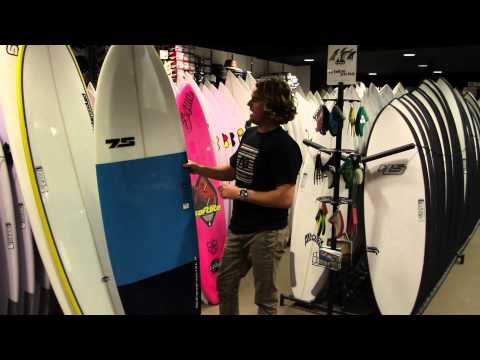Progressing from a soft board to a fibreglass surfboard