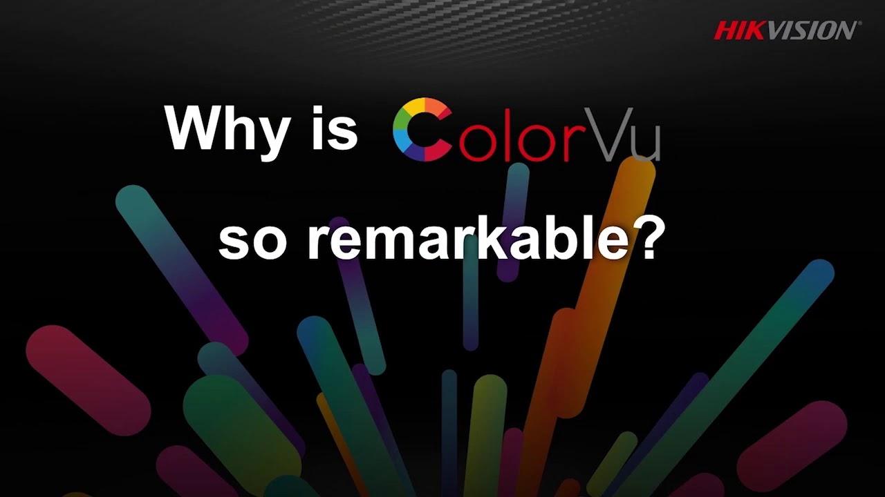 Available Now: Hilook ColorVu Lite