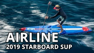 Starboard SUP 2019  - All Star Airline Inflatable Racing Paddle Boards