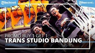 Harga Tiket Masuk Trans Studio Bandung, Ada Promo Buy 1 Get 1 hingga Akhir November