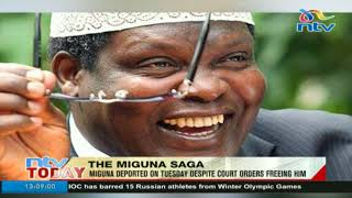 Miguna in citizenship controversy - VIDEO