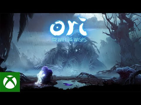 Ori and the Will of the Wisps - E3 2017 - 4K Teaser Trailer thumbnail