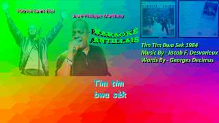 Kassav'   Tim Tim Bwa Sèk(Version Karaoké)