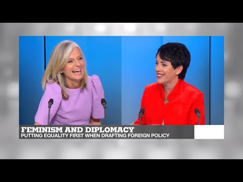 Feminism and diplomacy: Putting equality first when drafting foreign policy