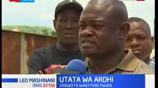 Utata wa ardhi kaunti ya Mombasa baada ya maskwota kuthiri Pwani