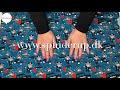 Se produktvideoen til Bomuldsjersey med polititema - petrol på YouTube
