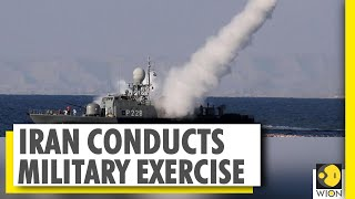 Iran guard corps holds Military drills at Strait of Hormuz| Iran Top News| World News | English News - Download this Video in MP3, M4A, WEBM, MP4, 3GP
