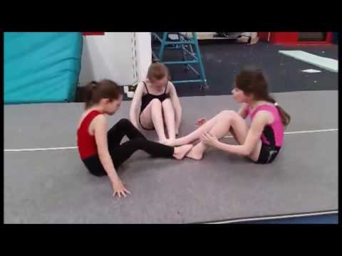 Dynamite Gymnastics Club video 4