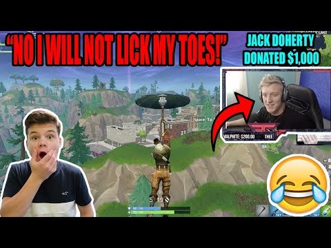 DONATING $1,000 TO FAZE TFUE! download YouTube video in MP3