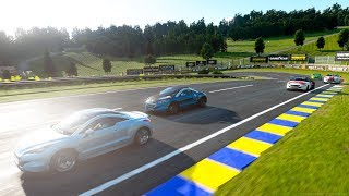 GT Sport - #106 Online Sala JaviFabio Team Racing Paranormal Activity