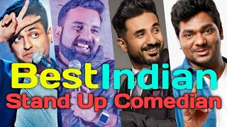 Best Stand Up Comedians In India On Youtube 2020