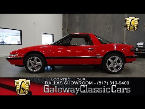 Video of '90 Reatta Offered by Gateway Classic Cars - Dallas - KOB1
