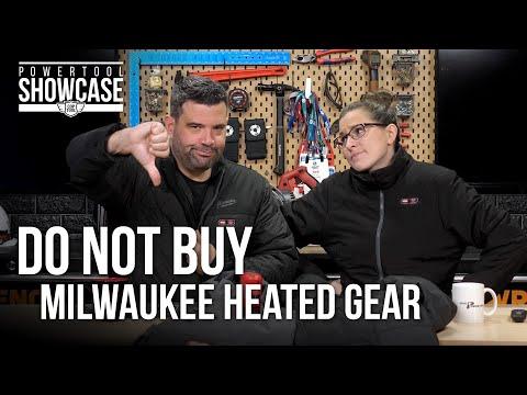 5 Reasons Not to Buy Milwaukee Heated Gear