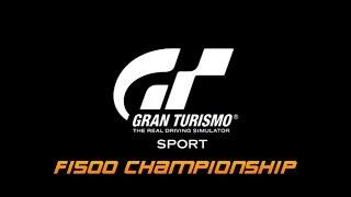Gran Turismo Sport - F1500T-A Car Settings - Brands Hatch
