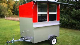 Hot Dog Cart Company |The Comet Hot Dog Cart