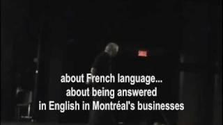 Falardeau's Best Speech