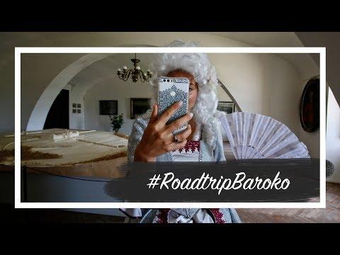 KUKS v barokních kostýmech ft. Restless Child | #RoadtripBaroko