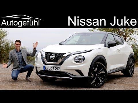 all-new Nissan Juke FULL REVIEW N-Design - Autogefühl