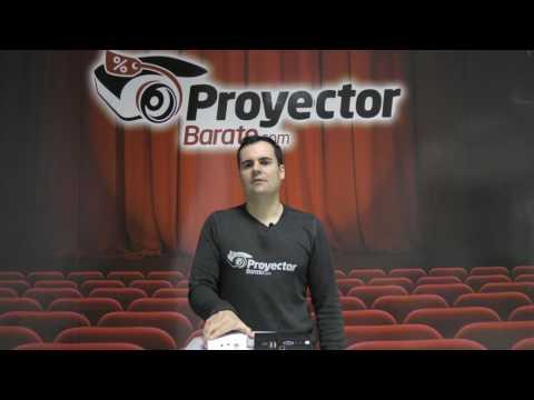 XSAGON HD600 el mejor proyector DLP LED PROYECTORBARATO.COM