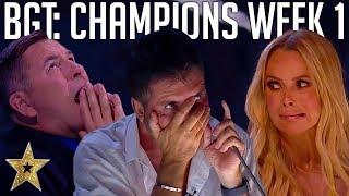 Britain's Got Talent: The Champions Auditions | WEEK 1 | Got Talent Global